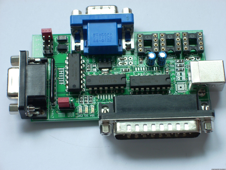 джиг для прошивки процессоров micronas схема разводки